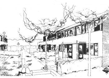 EX 75-228 Pijnacker, Kernpluswoningen